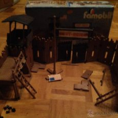 Playmobil: FUERTE FORT UNION DE FAMOBIL REF 3420 ( PLAYMOBIL ). Lote 46563945