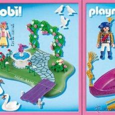 Playmobil: PLAYMOBIL EDICION LIMITADA 40 ANIVERSARIO ESCENA FUENTE PRINCESA LAGO 5456 NUEVO EN CAJA SIN ABRIR. Lote 46673555