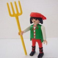 Playmobil: PLAYMOBIL CAMPESINO, ALDEANO, ESCENARIO, DIORAMA, BELEN. Lote 51317858