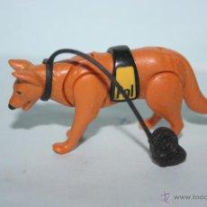 Playmobil: PLAYMOBIL MEDIEVAL ANIMAL PERRO POLICIA. Lote 195327445