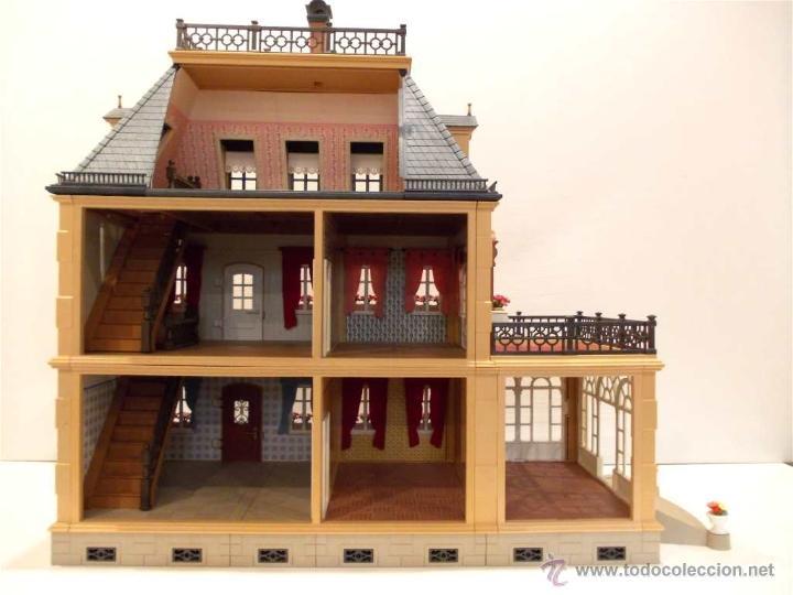 Playmobil Apreciada Mansion Casa Victoriana Vic