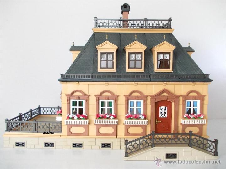 Playmobil apreciada mansion casa victoriana vic comprar playmobil en todocoleccion 47082434 - Gran casa de munecas playmobil ...