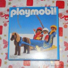 Playmobil: TRINEO DE PLAYMOBIL REF. 3391. Lote 47146776