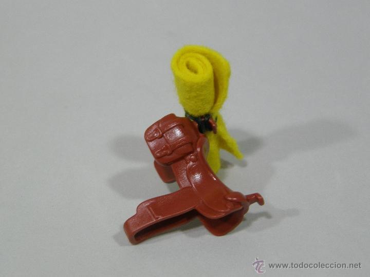PLAYMOBIL SILLA MONTAR CON MANTA CABALLO OESTE WESTERN VARIOS PIEZAS (Juguetes - Playmobil)