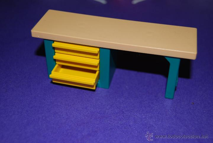 playmobil. mesa oficina cajones. x system. mejo - Comprar Playmobil ...