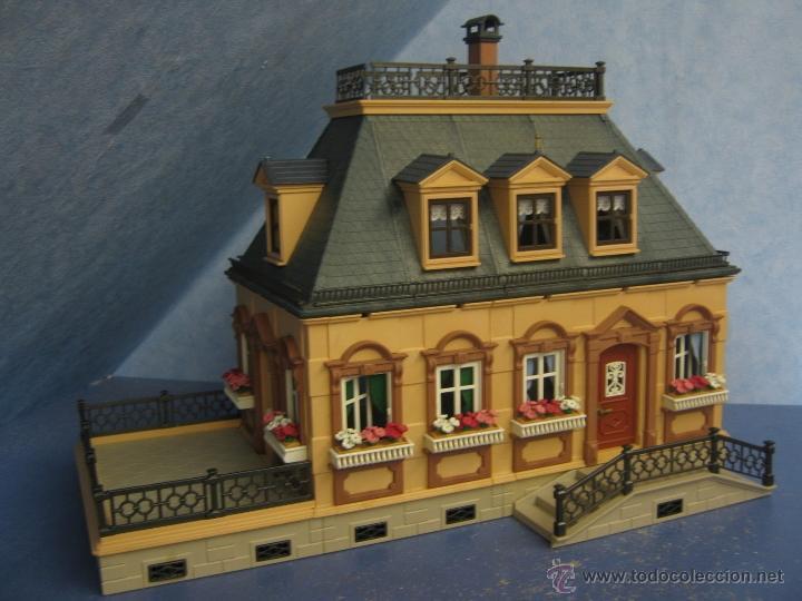 Playmobil apreciada mansion casa victoriana vic comprar for Mansion de playmobil