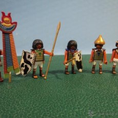 Playmobil: PLAYMOBIL-PIRAMIDE-EGIPTO-SOLDADOS EGIPCIOS,BELEN. Lote 47335066