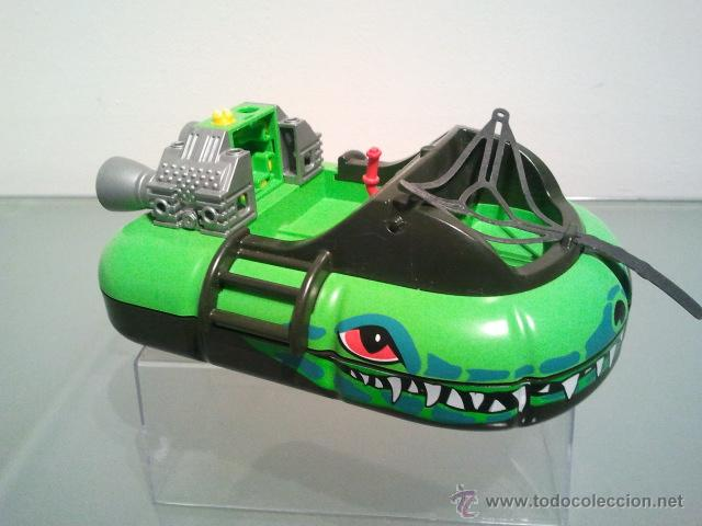 Playmobil: PLAYMOBIL VEHICULO hOVERCRAFT aerodeslizador LANCHABARCA AG2 . - Foto 3 - 47547601