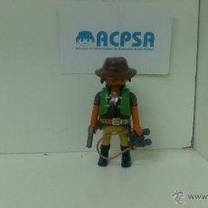 Playmobil: PLAYMOBIL CAZADOR FURTIVO SAFARI. Lote 47677988