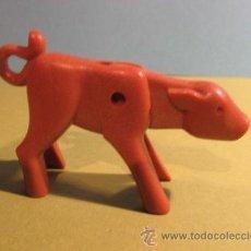 Playmobil: PLAYMOBIL TERNERO TERNERA VACA OESTE WESTERN MEDIEVAL BELEN GRANJA ANIMALES ZOO PIEZAS. Lote 87265727