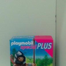 Playmobil: PLAYMOBIL SPECIAL PLUS 5408 ARQUERO LOBO NUEVO. Lote 136481650