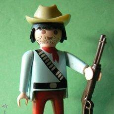 Playmobil: PLAYMOBIL OESTE WESTERN VAQUERO CUATRERO AÑO 1992. Lote 48323048