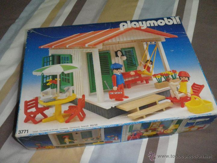 Playmobil 3771 tapa superior de la caja casa comprar for La casa de playmobil