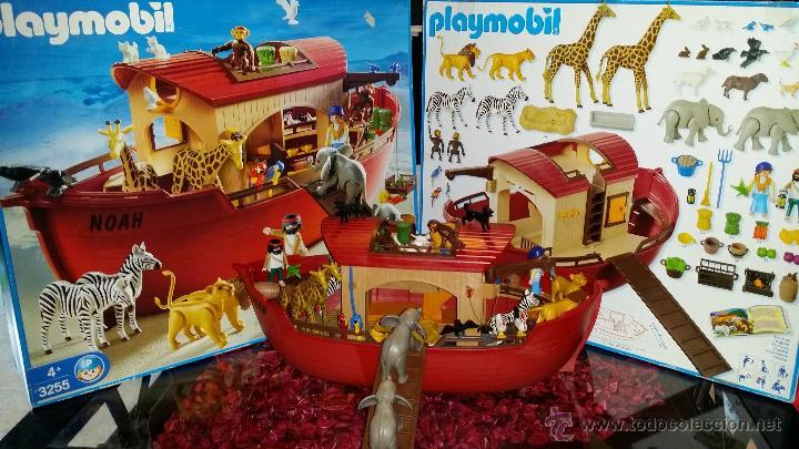 Playmobil 3255 Arca De Noe Muy Bien Cuidado Comprar