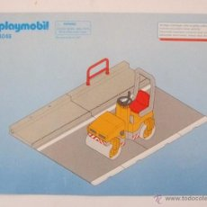 Playmobil - Playmobil Manual original Pisonadora REF 4048 - 48947506