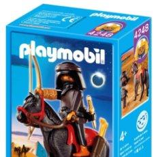 Playmobil: PLAYMOBIL 4248 LADRON EGIPCIO A CABALLO DESCATALOGADO LDCAJ. Lote 48949234