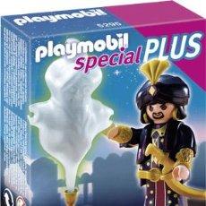 Playmobil: PLAYMOBIL SPECIAL PLUS 5295 MAGO CON LAMPARA MARAVILLOSA Y GENIO (ARTICULO NUEVO). Lote 49100417