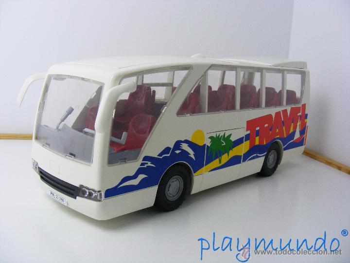 Playmobil autobus autocar tarifa plana de envi comprar - Autocar playmobil ...