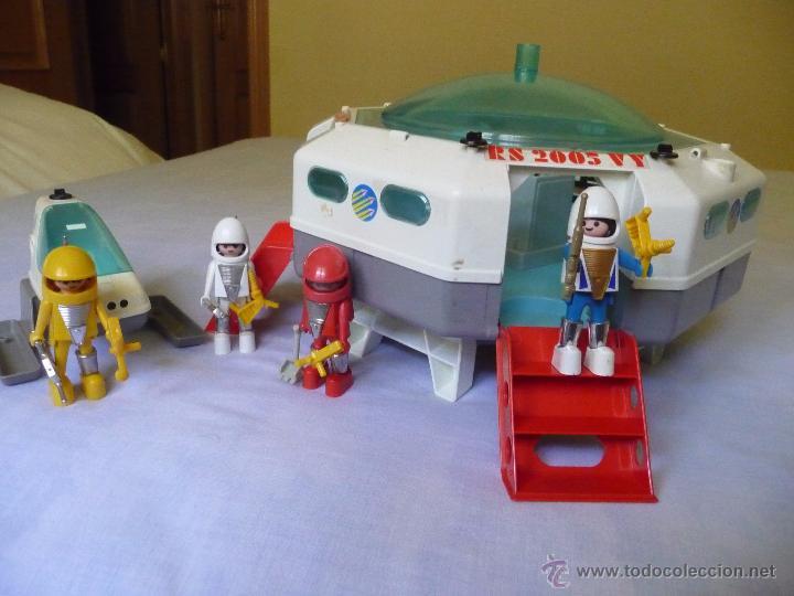 Playmobil referencia espacio playmospace nave e comprar for Nave espacial playmobil