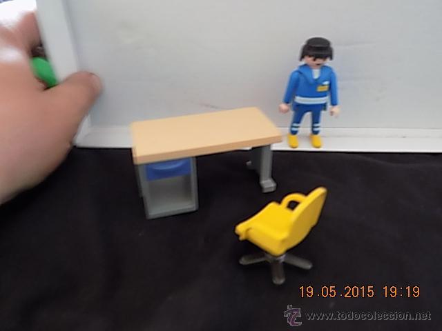 Oficinista y oficina playmobil comprar playmobil en for Mi oficina directa