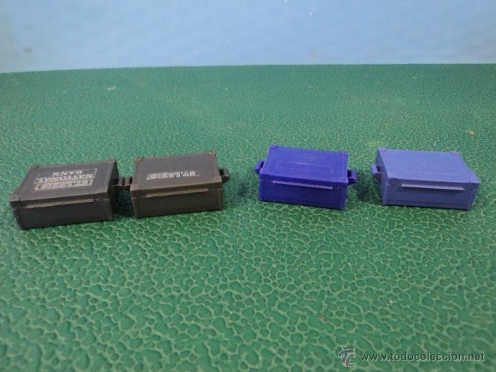 Playmobil: -PLAYMOBIL-OESTE-MEDIEVAL-LOTE DE 4 CAJAS-CAJA-FIGURAS - Foto 3 - 49599185