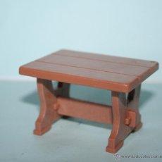 Playmobil: PLAYMOBIL MEDIEVAL MESA . Lote 104328764