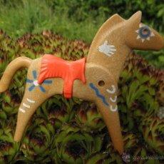 Playmobil: CABALLO INDIO DE PLAYMOBIL DEL OESTE. Lote 49874998