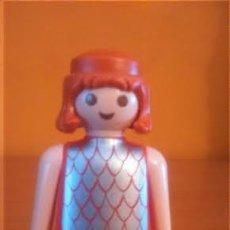 Playmobil: PLAYMOBIL CABALLERO MEDIEVAL GUERRERO VIKINGO. Lote 49963813