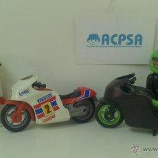 Playmobil: PLAYMOBIL 2 MOTOS. Lote 128054051