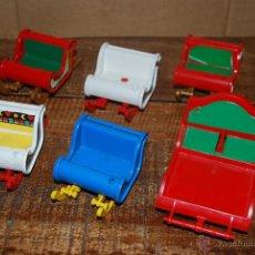 Playmobil: PLAYMOBIL. LOTE DE TRINEOS. NAVIDAD. BUEN PRECIO!!. Lote 50629671
