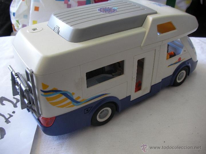 Autocaravana playmobil comprar playmobil en for Autocaravana playmobil