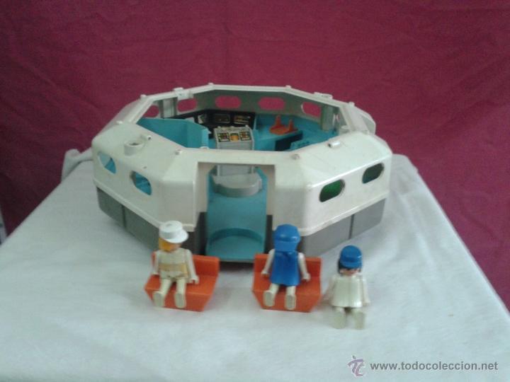 Nave espacial playmobil a o 1980 comprar playmobil en for Nave espacial playmobil