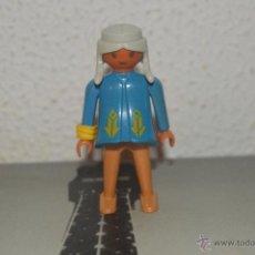 Playmobil - muñeco figura jefe indio playmobil - 50788365