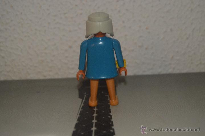Playmobil: muñeco figura jefe indio playmobil - Foto 2 - 50788365