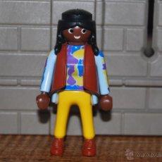 Playmobil: PLAYMOBIL. FIGURA CHICA MOTO. 3832 7528. Lote 50797482