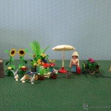 Playmobil: PLAYMOBIL -RFE.5343-VICTORIANO-MERCADO,FLORISTERIA-SERIE ROSA. Lote 210539137