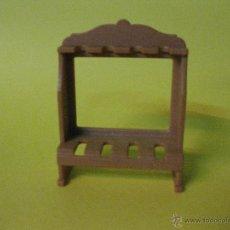 Playmobil: PLAYMOBIL ARMERO OESTE CON HUECO RIFLES. Lote 172096315
