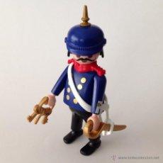 Playmobil: PLAYMOBIL FIGURA APRECIADO POLICIA VICTORIANO SERENO CASA VICTORIANA PIEZAS . Lote 51325379