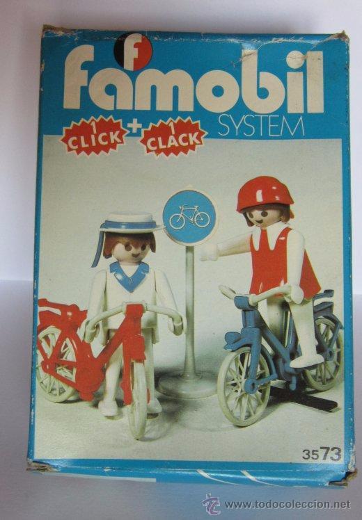 Playmobil: PLAYMOBIL FAMOBIL REF 3573, EN CAJA. CC - Foto 2 - 51415453