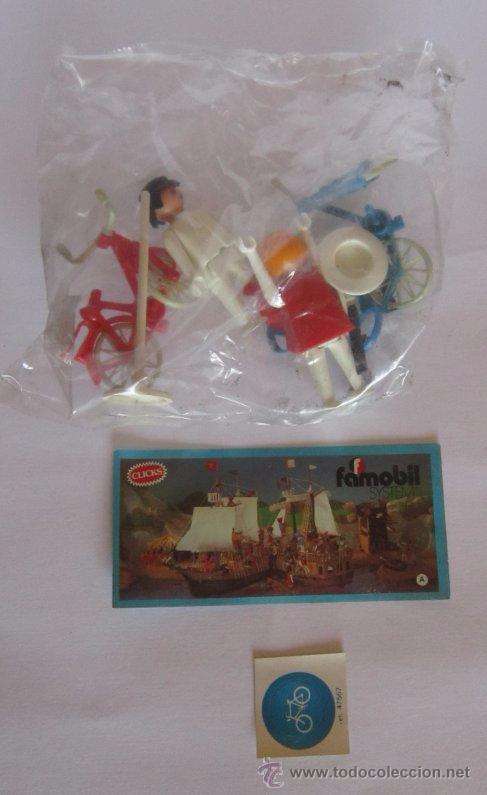 Playmobil: PLAYMOBIL FAMOBIL REF 3573, EN CAJA. CC - Foto 3 - 51415453