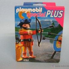 Playmobil: PLAYMOBIL SPECIAL REFERENCIA 4762 ARQUERO CON DIANA NUEVO EN CAJA POR ABRIR. Lote 171822648