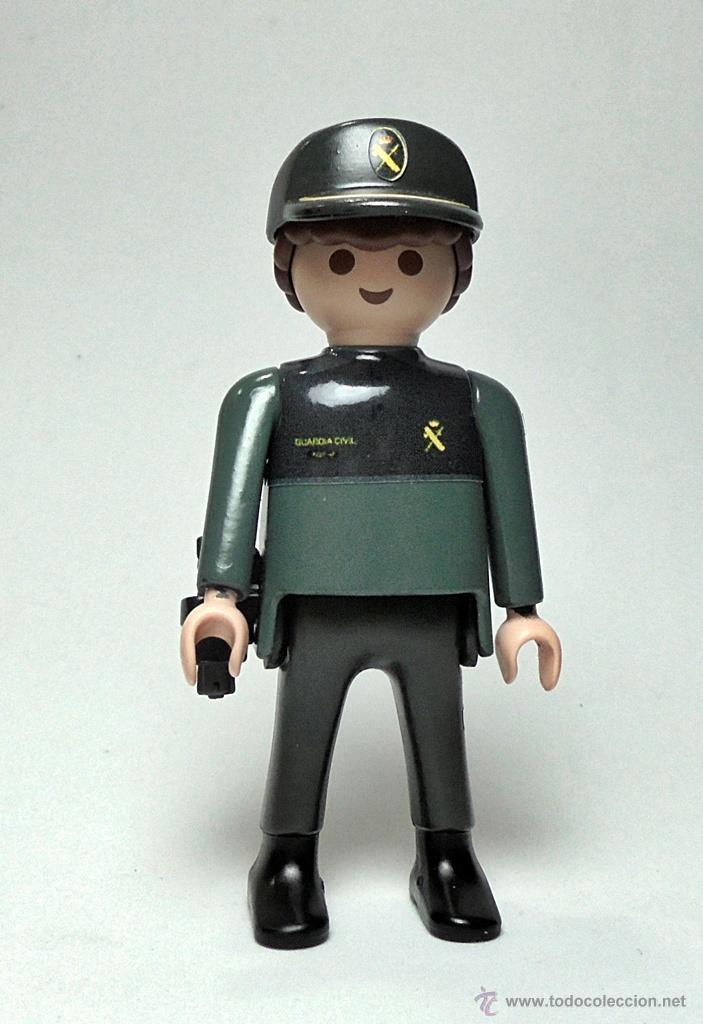 playmobil custom serie policia guardia civi comprar