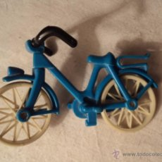 Playmobil: FAMOBIL GEOBRA NO PLAYMOBIL AÑOS 70 BICICLETA (2). Lote 51612234