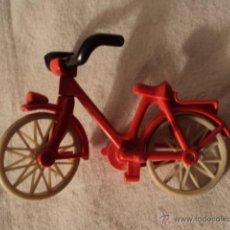 Playmobil: FAMOBIL GEOBRA NO PLAYMOBIL AÑOS 70 BICICLETA (3). Lote 51612237
