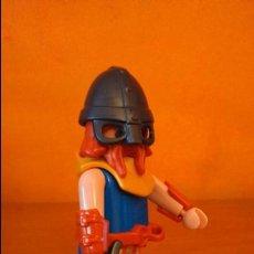 Playmobil: PLAYMOBIL GUERRERO VIKINGO CABALLERO MEDIEVAL . Lote 51681344