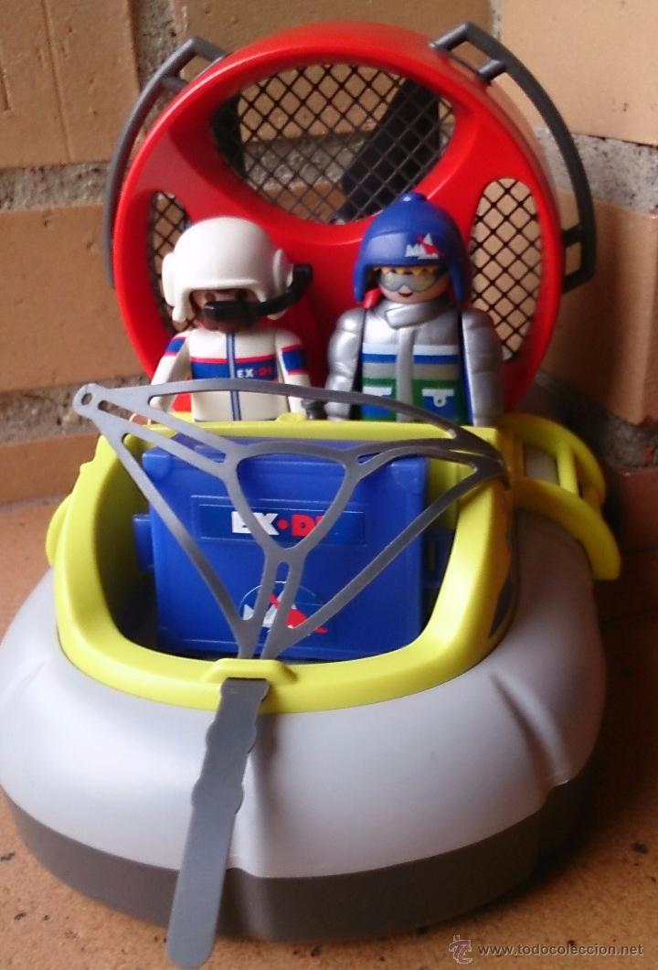 PLAYMOBIL HOVERCRAFT 3192 (Juguetes - Playmobil)