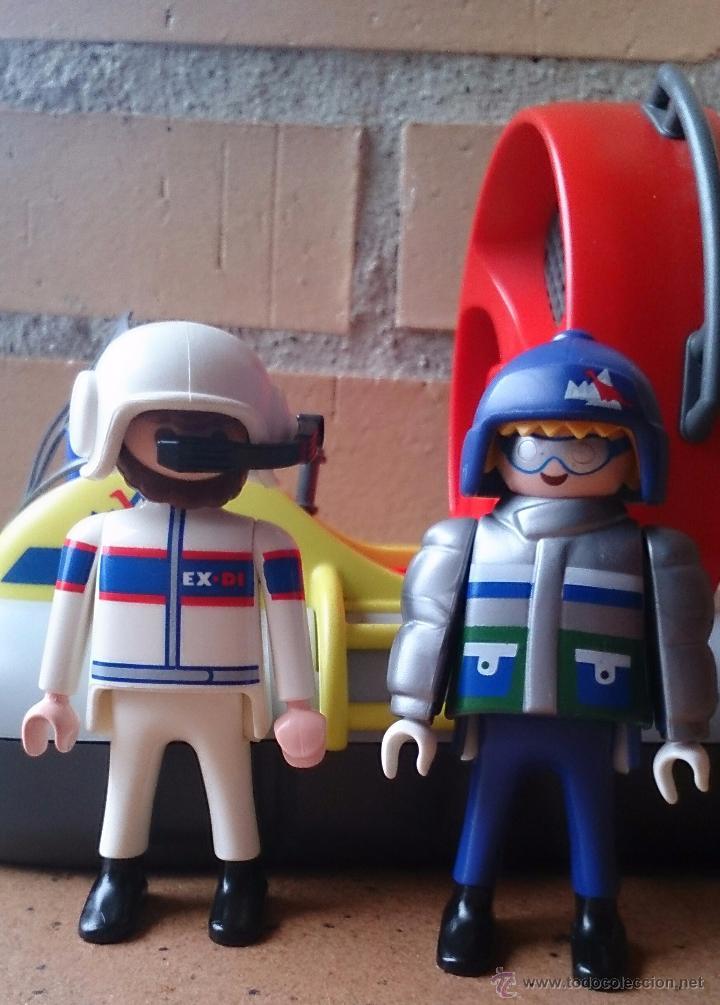 Playmobil: Playmobil Hovercraft 3192 - Foto 4 - 67327878