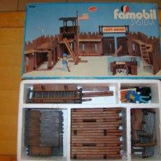 Playmobil: FAMOBIL 3420 - FORT UNIÓN . Lote 52752470
