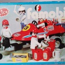 Playmobil: ANTIGUA CAJA DE FAMOBIL REFERNCIA 3538. Lote 127605675