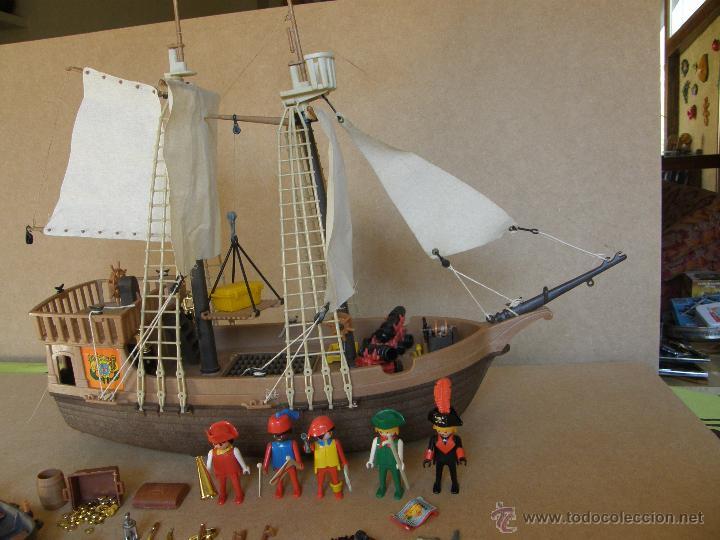 Barco pirata de playmobil ref 3550 comprar playmobil for Barco pirata playmobil